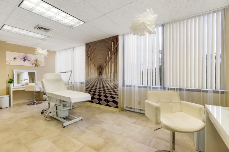 treat wellness medical treatment room